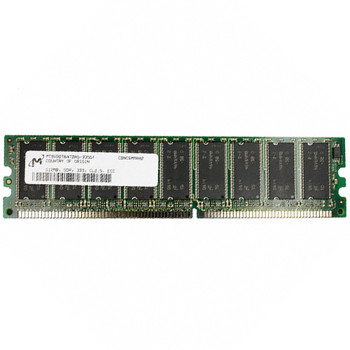 Micron MT9VDDT6472AG-335D1 512MB, Cisco Approved, 3800 Series Router Memory RFB
