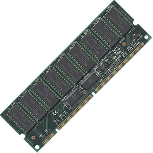 Micron MT36LSDF6472G-10EB1 AJV 512MB 168p PC100 CL2 36c 32x4 Registered ECC SDRAM DIMM T028
