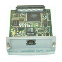 Card, 80p, RJ-45, JetDirect 600N EIO Print Server Refurbished