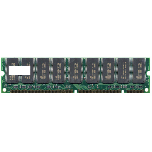 Major/3rd 128U18S88-8-CL3 ANA 128MB 168p PC100 CL3 18c 8x8 ECC SDRAM DIMM