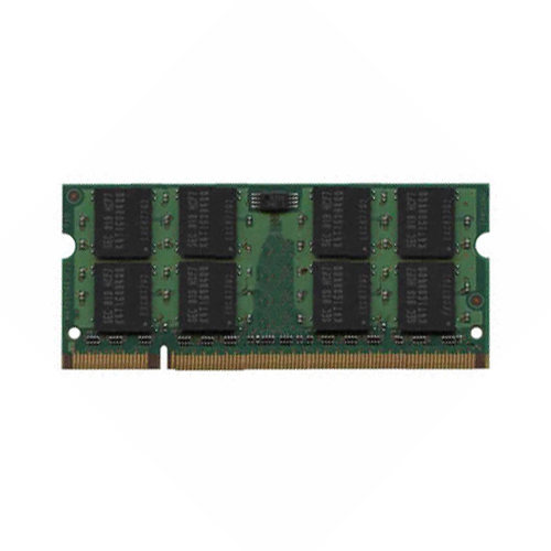 256MB 200p PC2-4200 CL4 4c 32x16 DDR2-533 SODIMM T004