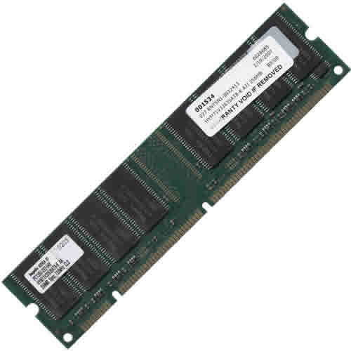 Hynix HYM71V32635AT8-K 256MB 168p PC133 CL2 16c 16x8 SDRAM DIMM RFB