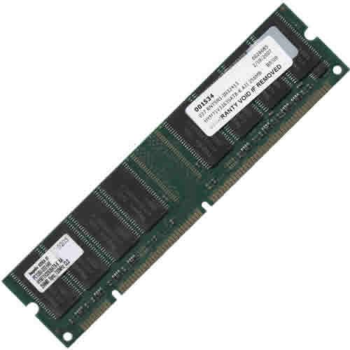 256MB 168p PC133 CL2 16c 16x8 SDRAM DIMM RFB
