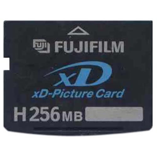 Fujifilm DPC-256H BWY 256MB xD Picture Card Type H Bulk