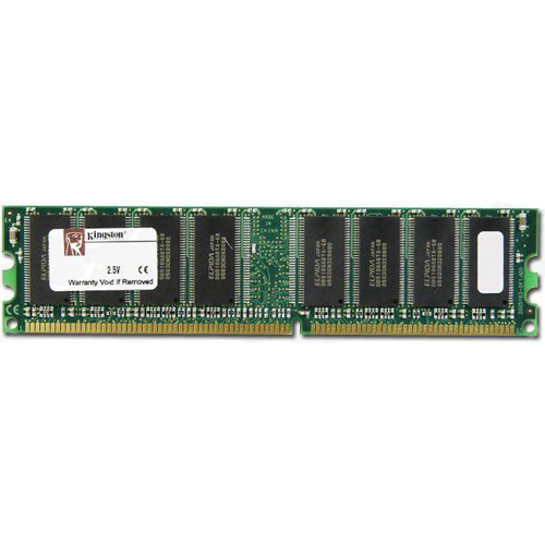 Kingston KVR400/512R ABF 512MB 184p PC3200 CL2.5 16c 32x8...