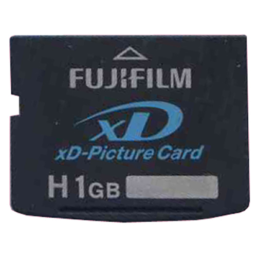 FUJI DPC-H1GB 1GB 18p xD Picture Card Type H RFB