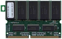 SimpleTech CIS00-20948-001EA 1GB 144p PC133 CL3 18c 64x8 Registered ECC SDRAM SODIMM