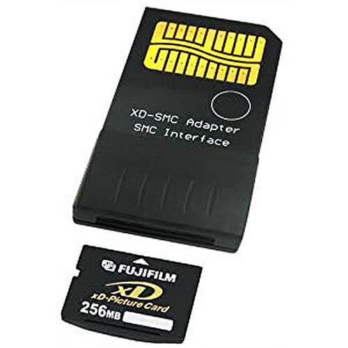 0MB SmartMedia card to XD picture card Adapter