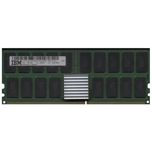 IBM 15R7448 8GB 276p PC2-3200 CL4 36c 512x4 Registered ECC DDR2-400 DIMM - Nebula memory