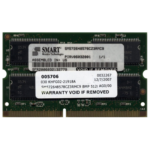 Micron/Smart MEM-LC-ISE-512A 512MB, Cisco Approved, LC-ISE Router Memory Module