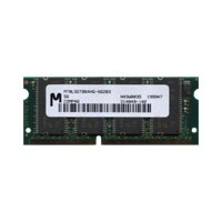 64MB 144p PC66 8c 8x8 SDRAM SODIMM