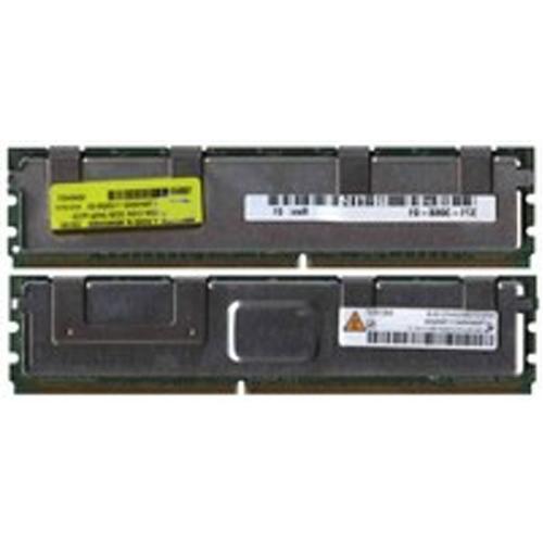 2GB 240p PC2-5300 CL5 36c 128x4 Fully Buffered ECC DDR2-667 FBDIMM X6381A RFB