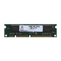 64MB 100p PC100 CL2 4c 8x16 SDRAM 3.3V SODIMM 3rd Party