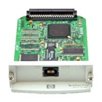 Card, 80p, RJ-45, JetDirect 615N EIO Print Server