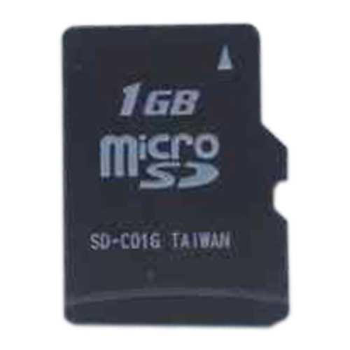 Toshiba SD-C01G 1GB Transflash MSD Micro Secure Digital Card w/o Adapter