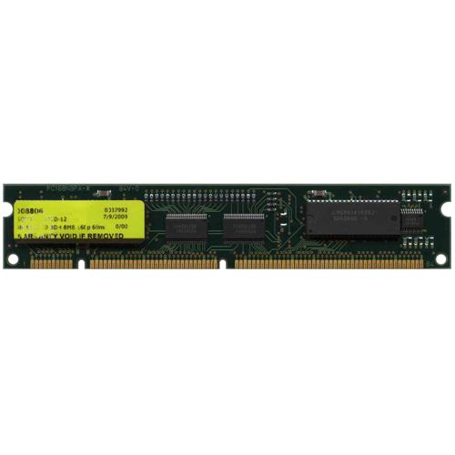 8MB 168p 60ns 4c 1x16 Buffered EDO 5V DIMM