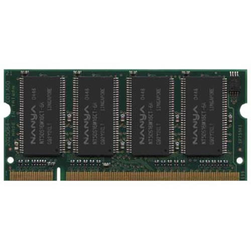 Major/3rd MT256S8D1616-27-ZPXX 256MB 200p PC2700 CL2.5 8c 16x16 DDR333 2Rx16 2.5V SODIMM RFB