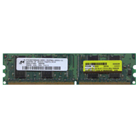 Major/3rd MT256D4D3216-27-TPXX BNJ 256MB 184p PC2700 CL2.5 4c 32x16 DDR DIMM RFB