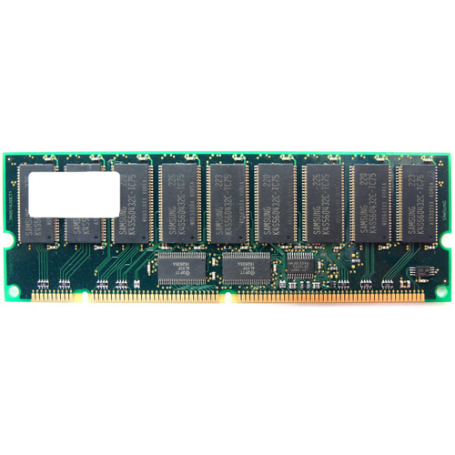 Samsung M377S3320CT3-C1HQ0 256MB 168p PC100 CL2 18c 32x4 Registered ECC SDRAM DIMM RFB