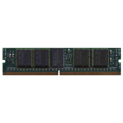 Simpletech CIS-15-10392-01 1GB 244p PC2-3200 CL3 18c 64x8 Registered ECC DDR2-400 MiniDIMM RFB