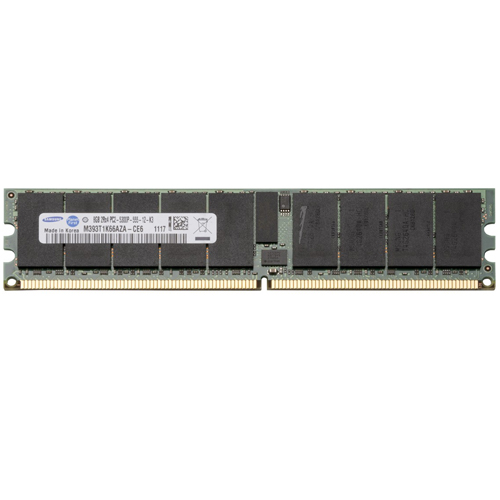 8GB 240p PC2-5300 CL5 36c 512x4 DDR2-667 2Rx4 1.8V ECC RDIMM RFB