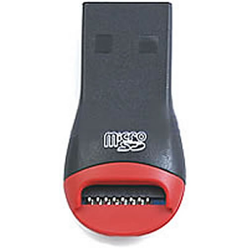 0MB Micro SD and Memory Stick Micro M2 Adapter