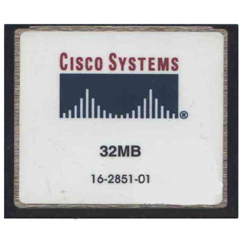 Cisco THNCF032MBAIBA 32MB CompactFlash Card Cisco Original