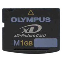 Olympus MXD1GM3 BWX 1GB 18p xD Picture Card Type M Bulk