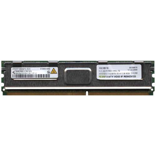 8GB 240p PC2-5300 CL5 36c 512x4 DDR2-667 2Rx4 1.8V ECC FBDIMM NOB Malaysia