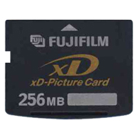 Fuji DPC-256 256MB 18p xD Picture Card Type S Bulk