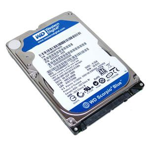 """Western Digital Scorpio 3200BEVT 320 GB 2.5"""" Internal Har..."""