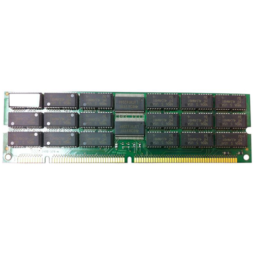 Major/3rd 64V36F44-60 BGY 64MB 168p 60ns 36c 4x4 2K Buffered ECC FPM DIMM