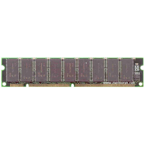 Major/3rd MT128U18E164-60-ZPXX 128MB 168p 60ns 18c 16x4 4K ECC EDO DIMM
