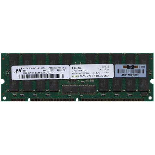 Micron MT36LSDF12872G-133C1 BWS 1GB 168p PC133 CL3 36c 64...
