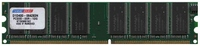 1GB 184p PC3200 CL3 16c 64x8 DDR400 2Rx8 2.5V UDIMM