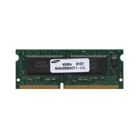 Samsung M464S0924CT-1-L1L 64MB 144p PC133 CL3 4c 8x16 SDRAM SODIMM Cisco NOB