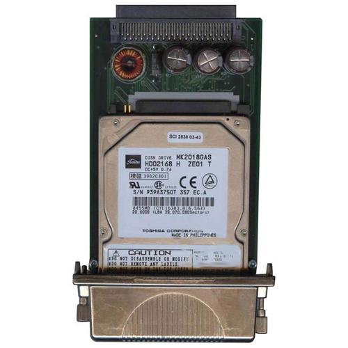 20GB 80p EIO HDD w/Bracket for HP EIO LaserJet J6054-69031 Refurbished