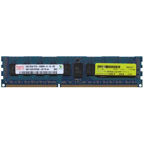 Hynix HMT125R7BFR8C-H9TB BBC 2GB 240p PC3-10600 CL9 18c 1...