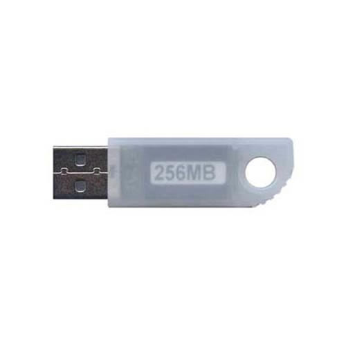 Swissbit PEN256MB 256MB USB 2.0 FlashDrive Rectangular white w/o cap Bulk