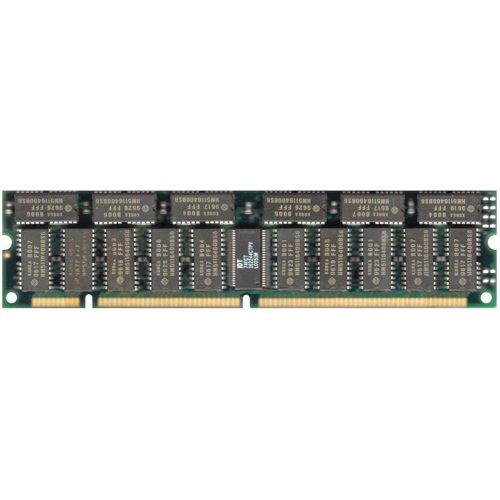 Gigaram MT64B32F444-60ZPXX 64MB 168p 60ns 32c 4x4 4K Buffered FPM 5v DIMM PowerMac 8200