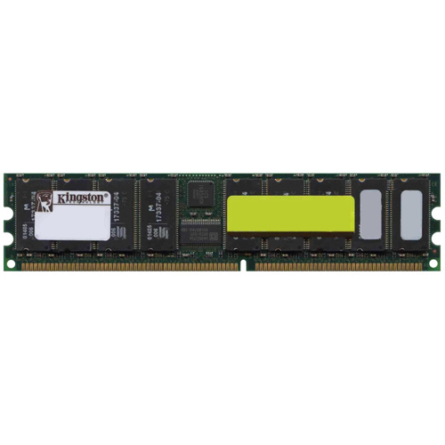 Kingston KTM3281/4G AGE 2GB 184p PC2100 CL2.5 36c 128x4 DDR266 2Rx4 ECC 2.5V RDIMM RFB