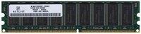 NETLIST NL96472D32082-D32KIC AJG 512MB 184p PC3200 CL3 18...