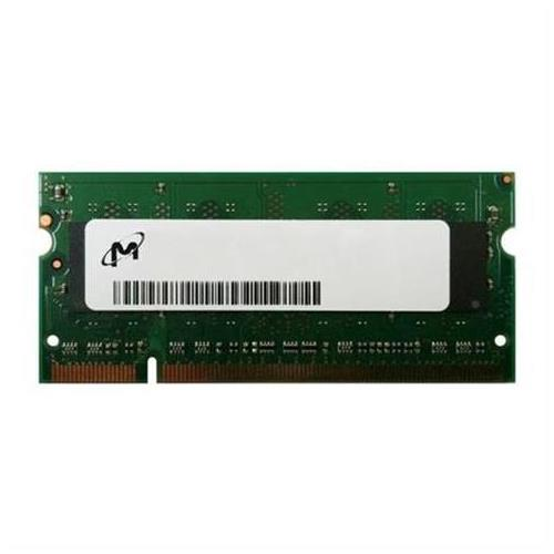 Major/3rd MT1GS8T6416-667-ZPXX CGW 1GB 200p PC2-5300 CL5 8c 64x16 DDR2-667 2Rx16 1.8V SODIMM RFB