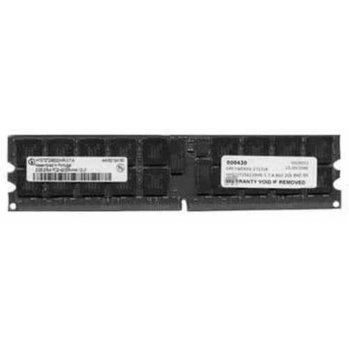 Samsung M393T5750BY3-CD5 2GB 240p PC2-4200 CL4 36c 128x4 DDR2-533 2Rx4 1.8V ECC RDIMM RFB