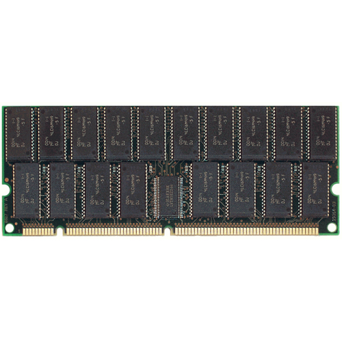 Micron MT36LD3272FG-5X 256MB 168p 50ns 36c 16x4 4K Buffered ECC EDO DIMM 2.5in