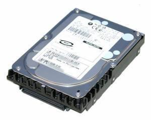 HBH 73.4GB LVD Ultra320 SCSI 10000RPM 3.5in x 1in 80p 320MB/s HDD Refurbished