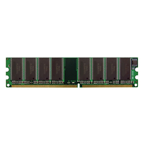 1GB 184p PC2700 CL2.5 16c 64x8 DDR333 2Rx8 UDIMM-NOB