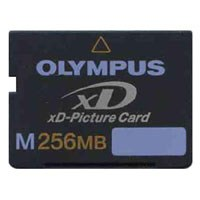 256MB 18p xD Picture Card Type M Bulk RFB