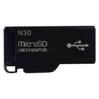 0MB USB 2.0 to MicroSD Reader Bulk
