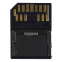 Nokia MC2GH256DACA 256MB 15p RSMMCDV Reduced Size MultiMedia MMC Mobile Dual Voltage Card w/Adapter